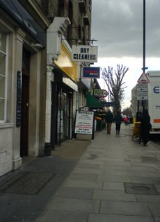Maida Vale shops