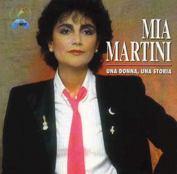 was the death anniversary of a great Italian singer, Mia Martini. Mia ...