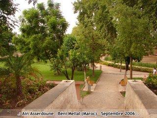 Ain asserdoune - Beni Mellal
