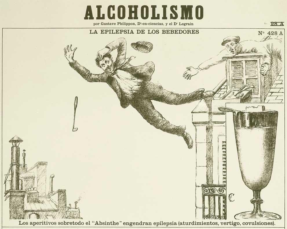 La clasificación clínica del alcoholismo