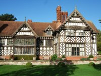 Wightwick Manor, the 1893 addition