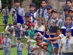 Scouts La Salle Panama