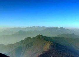 Qianfo Mountain