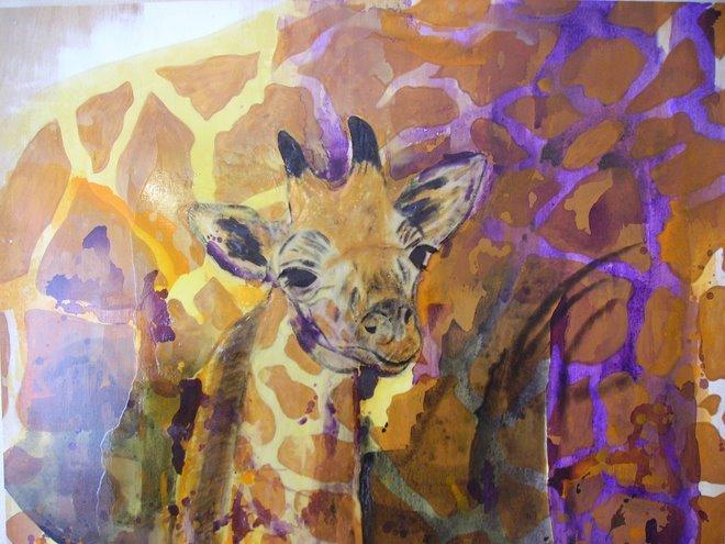 Girafas - Sold