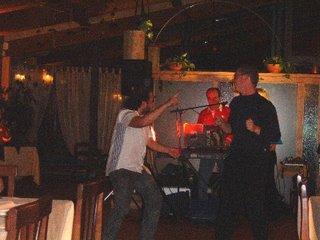 Io e Simo versione Wine-DANCE