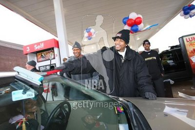 Allen Iverson is a saint