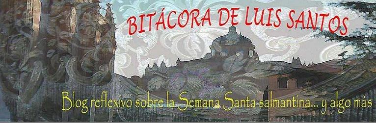 BITÁCORA DE LUIS SANTOS