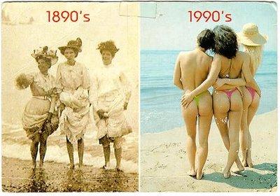 1980's vs 1990's