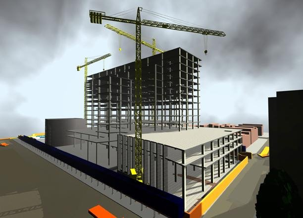 Virtual Construction Model
