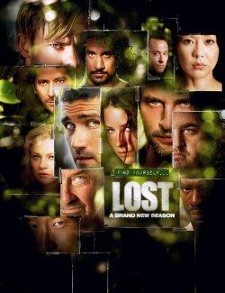 Poster de la 3 temporada de Lost - Perdidos