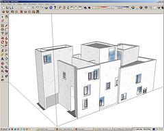 edificios 3d