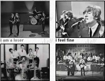 Videos de los Beatles