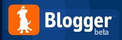 Logo del perro en blogger