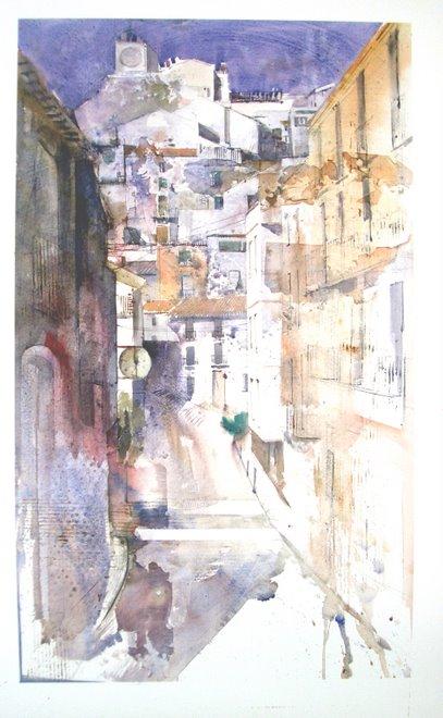-Primer premio en el Certamen de pintura rápida JUAN HIDALGO. Torres