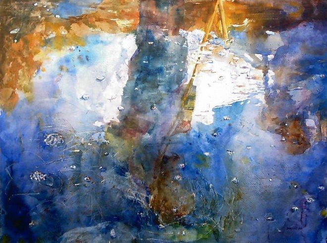 -Primer premio V Certamen de pintura Jácena de acuarela