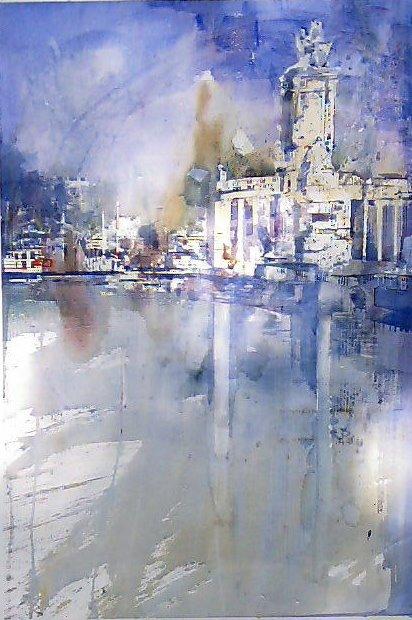 Segundo premio Certamen nacional de pintura de Arjonilla