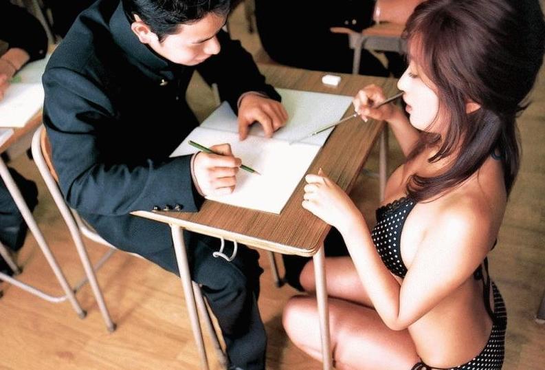 Sexy tutor