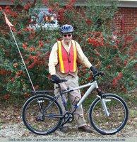 Dennis and bike