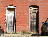 Old doors