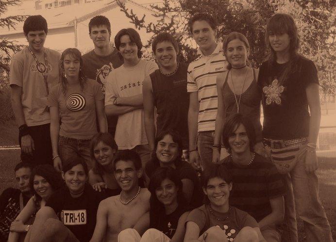 La família...