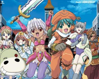 Ilustraciones Manga