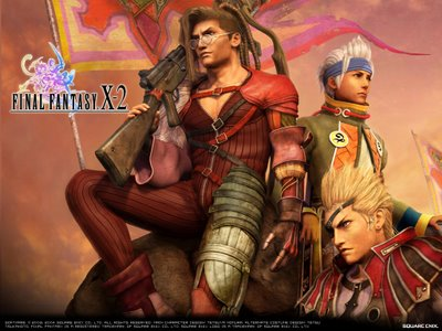 Final Fantasy X2 Wallpapers