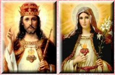 Sacred Heart & Immaculate Heart