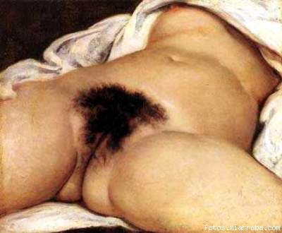 L´origine du monde, Gustave Courbet - 1866
