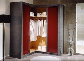 no necesitas una habitacin extra para disponer de un vestidor con este armario esquinero tambien de puertas correderas conseguiras un efecto vestidor - Armarios Esquineros
