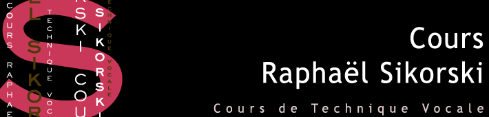Cours Raphaël Sikorski