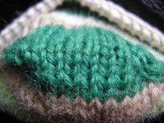 greensocktoe