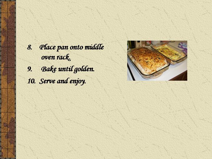 how to make turkish borek dough