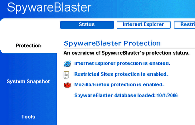 spyware blaster