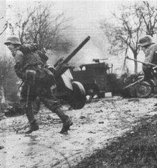 Waffen SS na batalha de Bulge