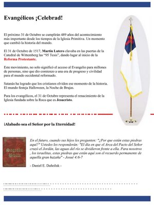 Afiche Reforma