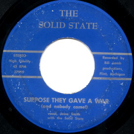 The Fringe Forgotten 45 S The Solid State