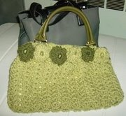 My Floral Hobo Bag