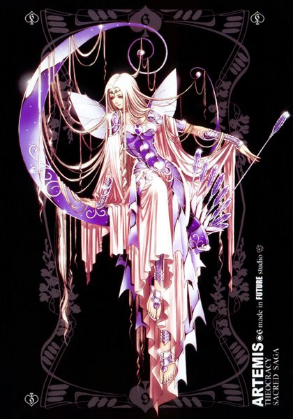 Ficha de Kira Artemis