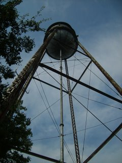 water tower...again