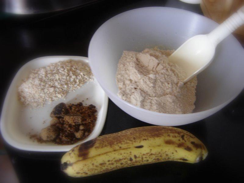 Fitful Culinaria: Banana Pancakes