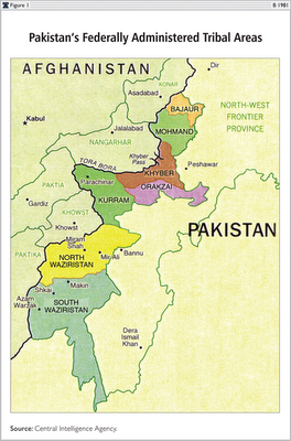 Pakistan's Federally Administered Tribal Areas