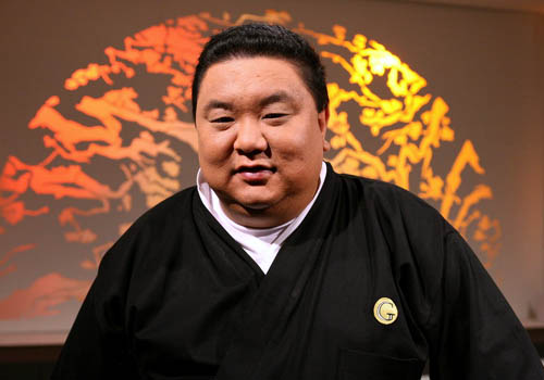 Chef Iwao Komiyama
