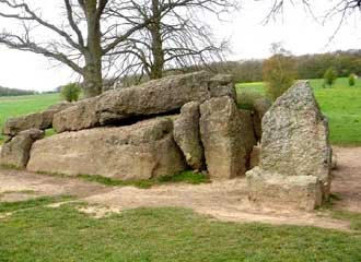 Dolmen Weris, Belgium