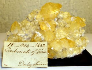 Calcite - Aragonite - Carbonate of Lime