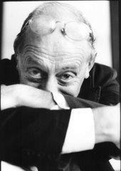 El escritor italiano Antonio Tabucchi