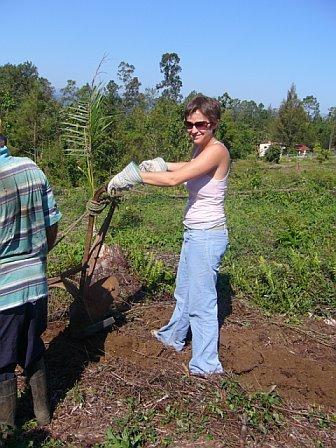 Liz the Volunteer
