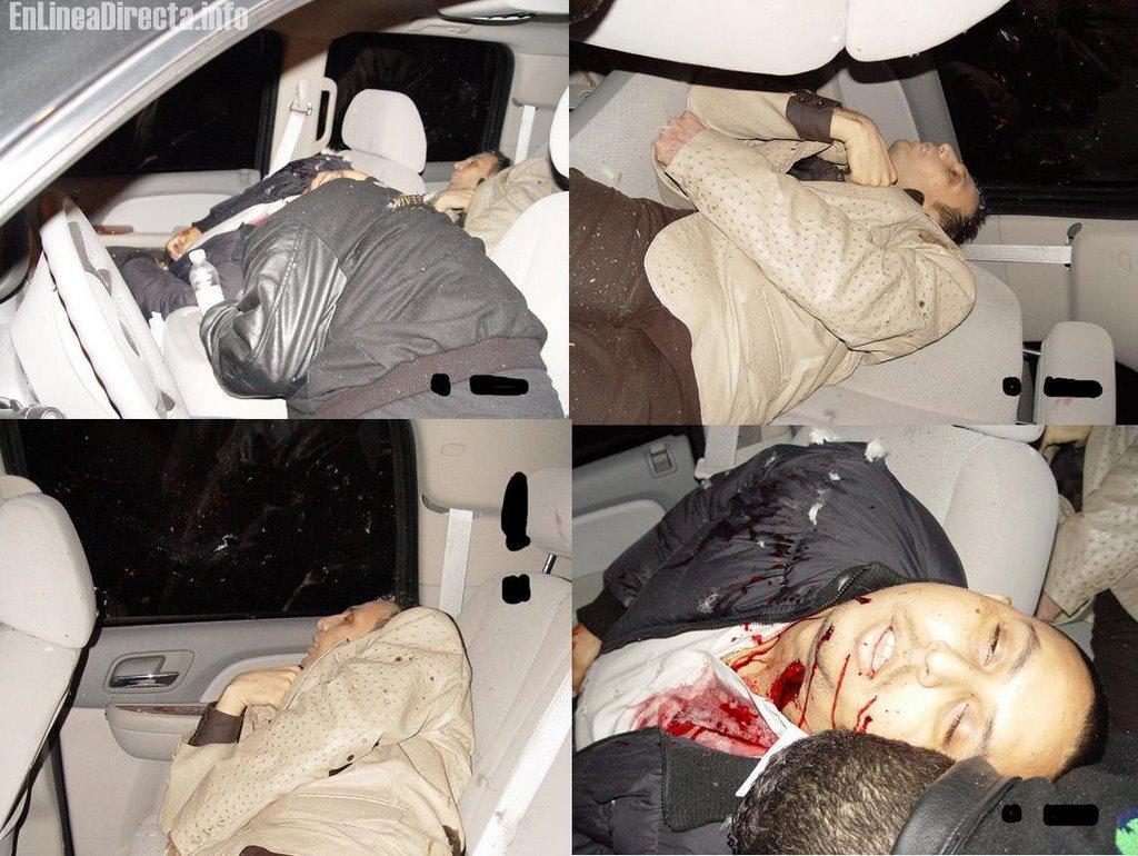 fotografias de la muerte de valentin elizalde: