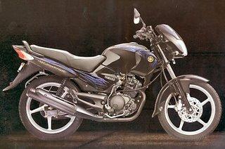 Yamaha Gladiator Type JA