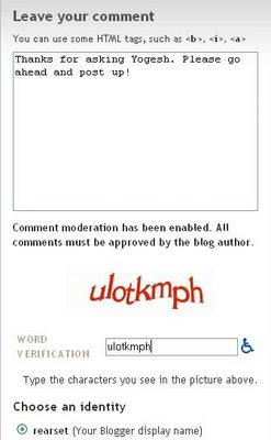 ulotkmph, blogger comment verification screen