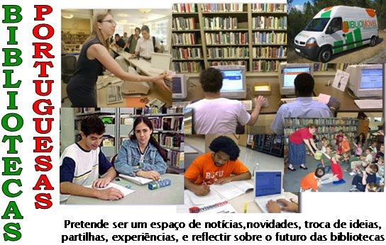 Bibliotecas Portuguesas